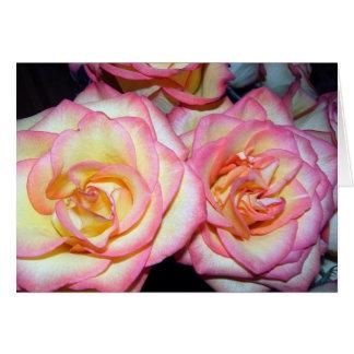 Beautiful Roses Card