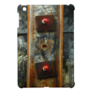 Beautiful rusted metal from construction site case for the iPad mini