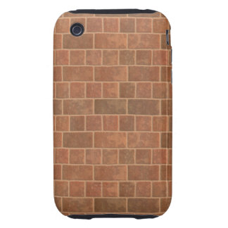 Beautiful Rustic Brick wall Texture Tough iPhone 3 Cases