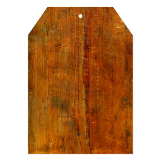 Beautiful Rustic Stained Barn Wood Card