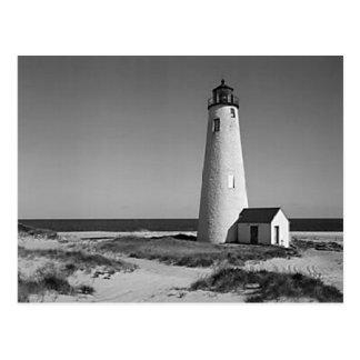 Beautiful Rustic Vintage Lighthouse Photos Postcard