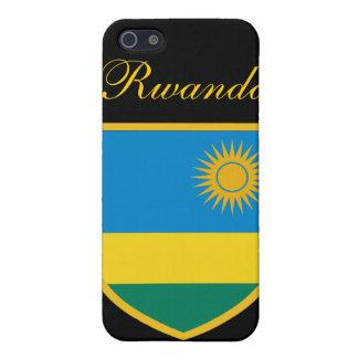 Beautiful Rwanda Flag Covers For iPhone 5