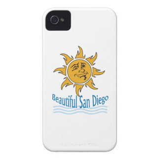 Beautiful San Diego iPhone 4 Case-Mate Case