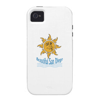 Beautiful San Diego iPhone 4 Cases