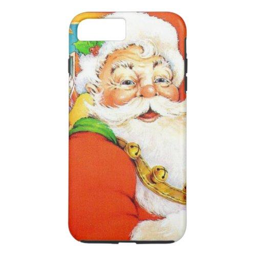 beautiful santa claus case