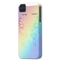 Beautiful Sarcoma Butterfly iPhone 4 Cover