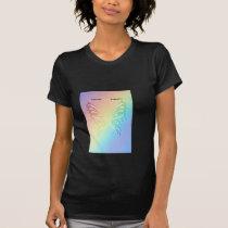 Beautiful Sarcoma Butterfly T-Shirt