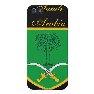Beautiful Saudi Arabia Flag Case For iPhone SE/5/5s