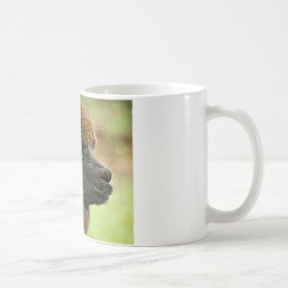 Beautiful Savannah The Suri Alpaca Coffee Mug