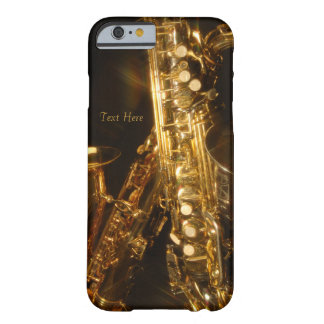 Beautiful Saxaphone iPhone 6 case