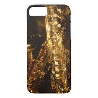 Beautiful Saxaphone iPhone 7 case