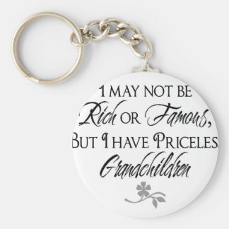 Beautiful Sayings and Quotes Keychain