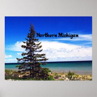 Beautiful scene from Northern Michigan Print