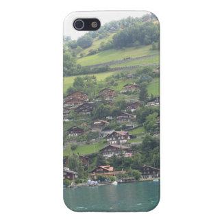 Beautiful scenery on Lake Thun iPhone 5 Cover