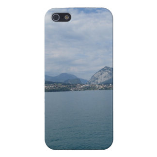 Beautiful scenery on Lake Thun Cases For iPhone 5