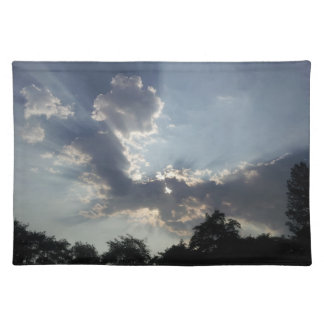 Beautiful scenery place mat
