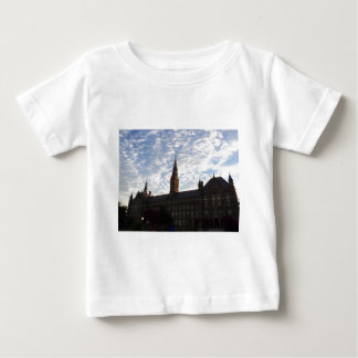 Beautiful school building and sky baby T-Shirt