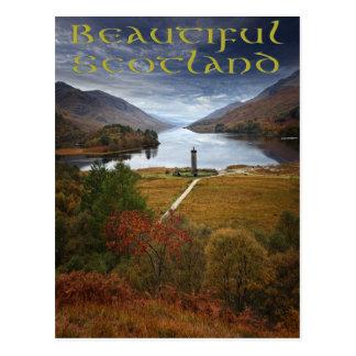 Beautiful Scotland Postcard