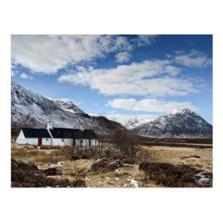 Beautiful Scottish Landscape Postcard