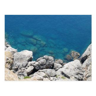 Beautiful Sea Postcard