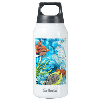 Beautiful Sea Thermos Water Bottle