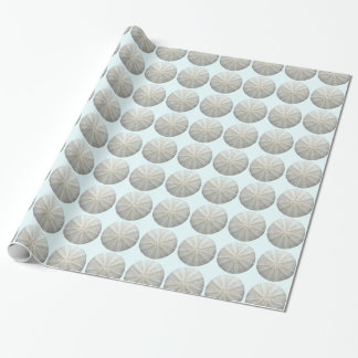 Beautiful Sea Urchin Shell Wrapping Paper