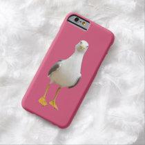 Beautiful Seagull - iPhone 6 Case