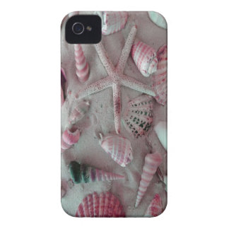 Beautiful Seashells iPhone 4 Case-Mate Case