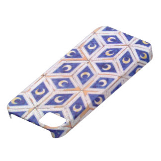 Beautiful Semi-Moorish Tiles from Florence Italy iPhone SE/5/5s Case