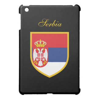 Beautiful Serbia Flag iPad Mini Cover