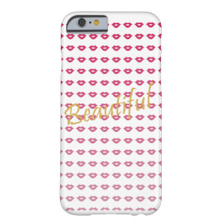 Beautiful Shades of Pink Barely There iPhone 6 Case