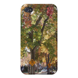 Beautiful Sheffield Village of Oakland Covers For iPhone 4
