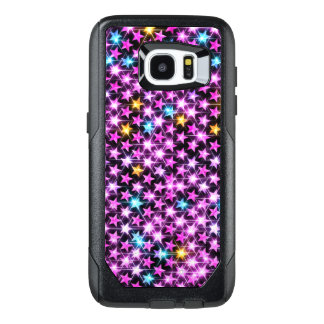 beautiful shiny stars OtterBox samsung galaxy s7 edge case