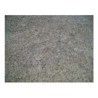 Beautiful shot of Sand dunes Texture Postcard