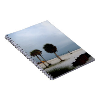 Beautiful Siesta Keys Beach Notebook