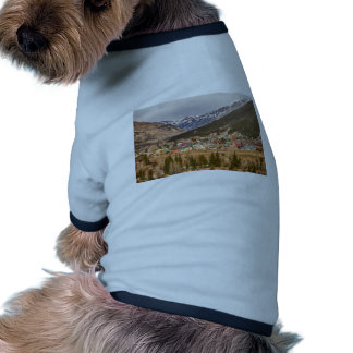 Beautiful Silverton Colorado Pet Tee Shirt