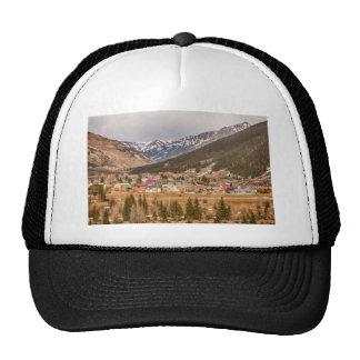 Beautiful Silverton Colorado Trucker Hat