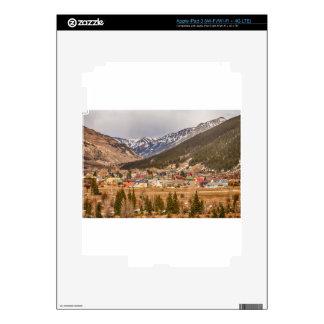Beautiful Silverton Colorado iPad 3 Decals