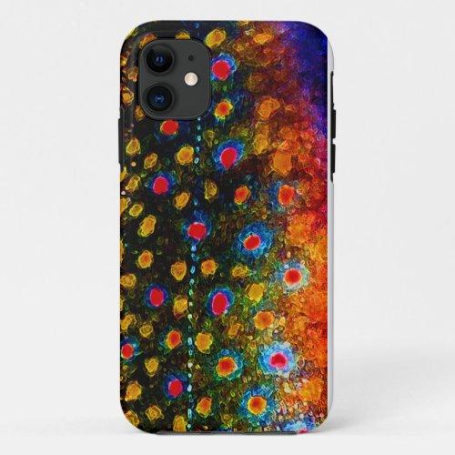 Beautiful Skin, Brook Trout Phone Case