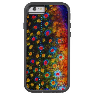 Beautiful Skin, Brook Trout Tough Xtreme iPhone 6 Case