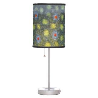 Beautiful Skin, Jordan River Brookie Table Lamp