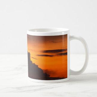 beautiful sky  and  cloud coffee mug
