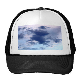 beautiful sky  and  cloud hat