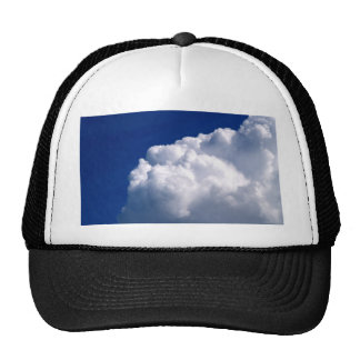 beautiful sky  and  cloud trucker hats