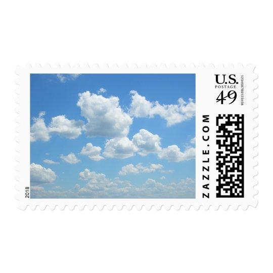 Beautiful Sky Postage