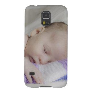 Beautiful Sleeping Newborn Baby Cases For Galaxy S5