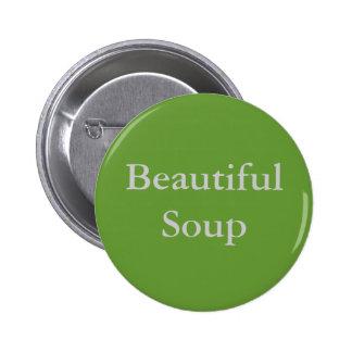 Beautiful Soup Pins