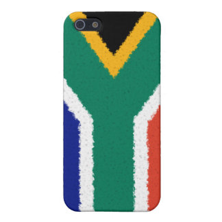 Beautiful South Africa Flag Cover For iPhone SE/5/5s