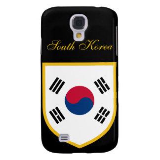 Beautiful South Korea Flag Galaxy S4 Cover