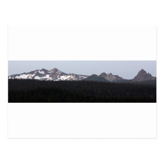 Beautiful Southern Oregon Cascades Postcard
